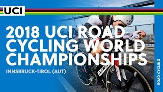 2018 UCI Road World Championships – Innsbruck-Tirol (AUT) / Men Team Time Trial