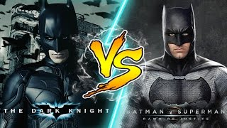 Batman vs Batman! WHO WOULD WIN IN A FIGHT?