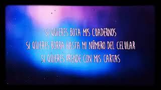 Camilo Pablo Alborán El Mismo Aire Letra Lyrics