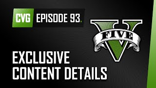 GTA V o'clock: Exclusive content for GTA 5 on PS4 and Xbox One, New features and trailer analysis