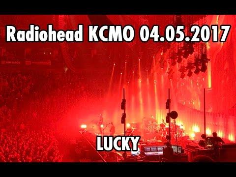 "Radiohead ""Lucky"" @ Sprint Center, Kansas City, MO 04.05.2017"