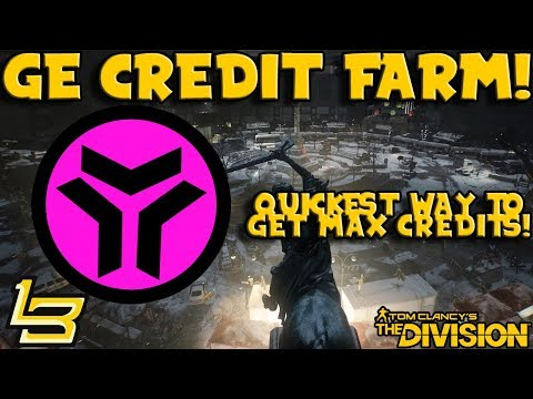 Download Youtube: Fastest Global Event Credit Farm! (The Division) 1.8 - GE3