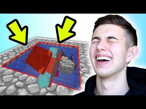 THE ULTIMATE MINECRAFT NOOB in SKYWARS | Minecraft Adventures