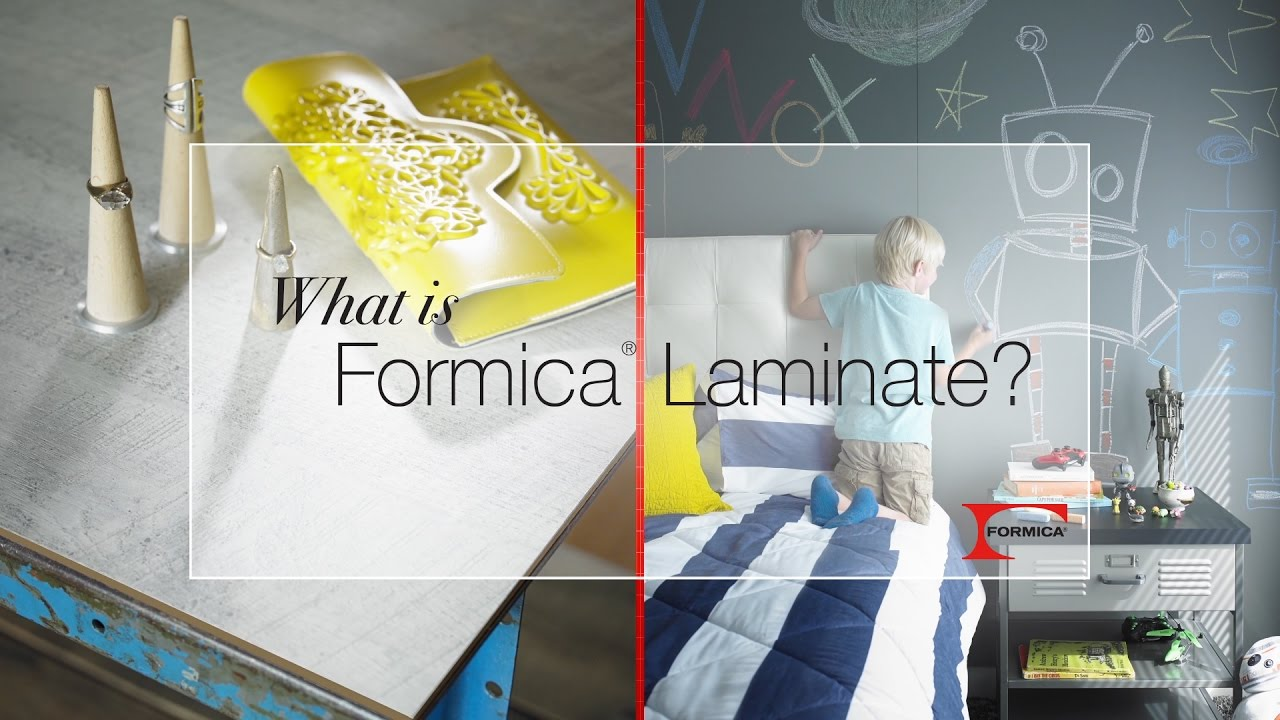 What is Formica Laminate  YouTube