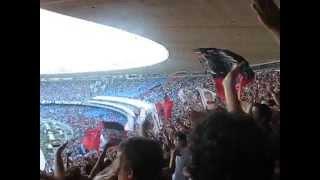 Fans at Maracana Stadium, Rio, Brasil