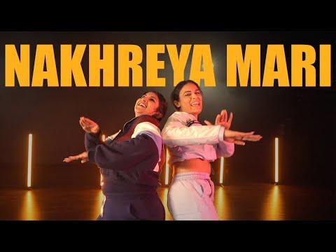 """NAKHREYA MARI"" - Shivani Bhagwan And Chaya Kumar | Miss Pooja | BhangraFunk Dance"