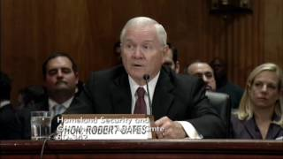 "Fmr Sec Def Gates Touts Gen. Kelly's Experience: ""I Can Think Of No One More Qualified"" To Head DHS"