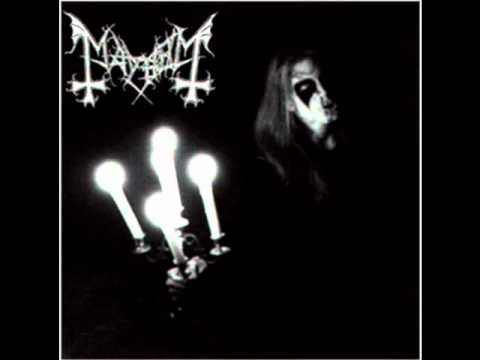 Mayhem - Freezing Moon - Live in Leipzig