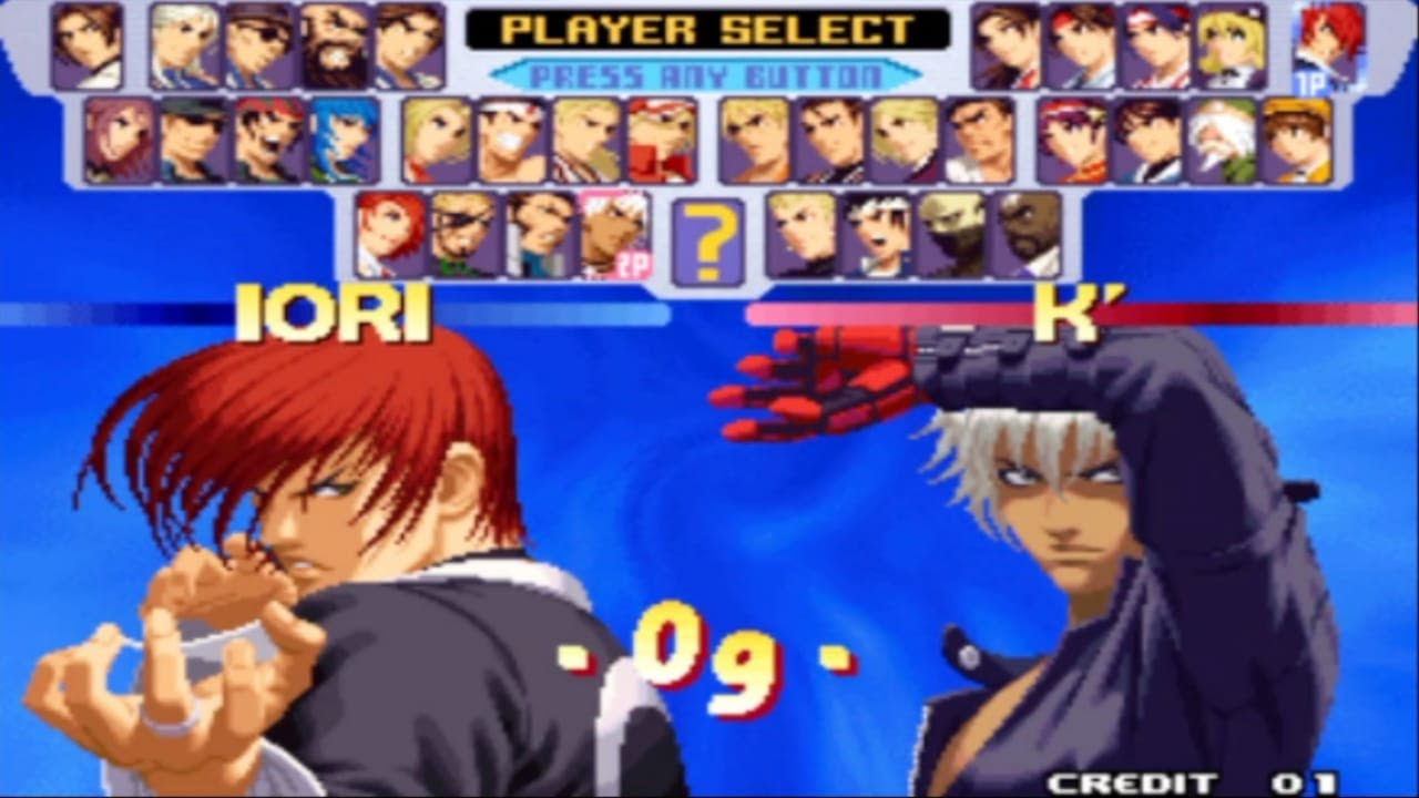 The King Of Fighters 2000 Android Game Download Youtube