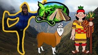 Тропа Инков, Поход на Мачу Пикчу, OMG Какая Красотень!!!!(Четырех дневный поход по тропе Инков на Мачу Пикчу был незабываем. В этом видео вы увидите самые интересные..., 2015-07-16T12:36:54.000Z)