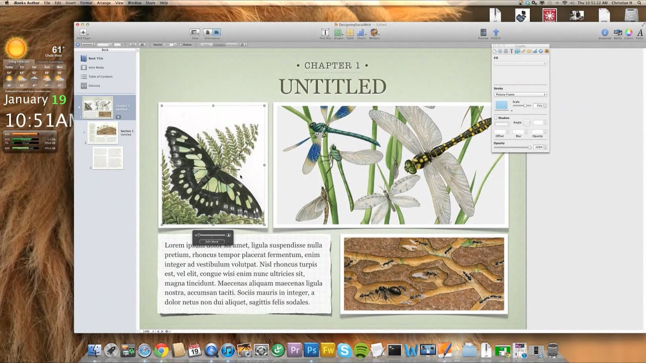 iBook Author Review Apple Education - Publish Books for FREE iPad ...