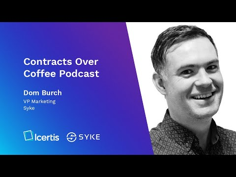 Contracts over Coffee with Syke Tech and Dom Burch