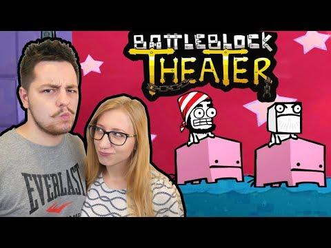PIRACI NA ŚWINKACH?! - BattleBlock Theater