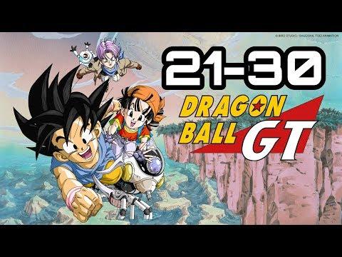 Baby Đến Trái Đất ⚡ Dragon Ball Gt ♦ Tập 21-30