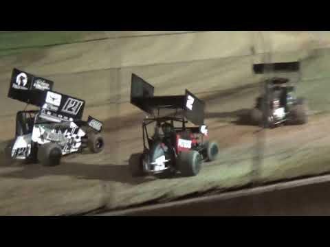 Delta Speedway  - September 3, 2017 Restrictor Heat Race  Caeden Steele
