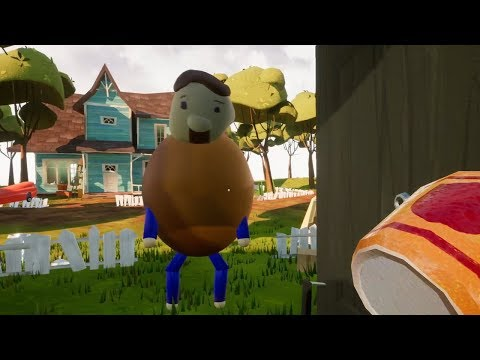 HELLO BALDI'S BASICS IT'S A BULLY | Hello Neighbor Mod