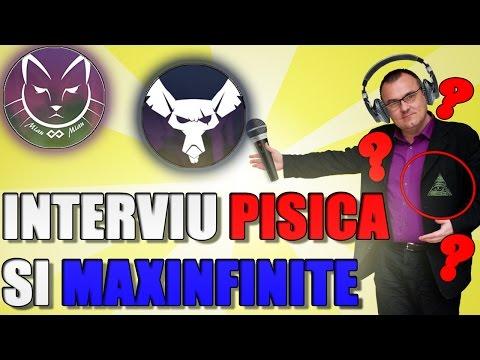 INTERVIU MAXINFINITE SI PISICA | Accident ✔