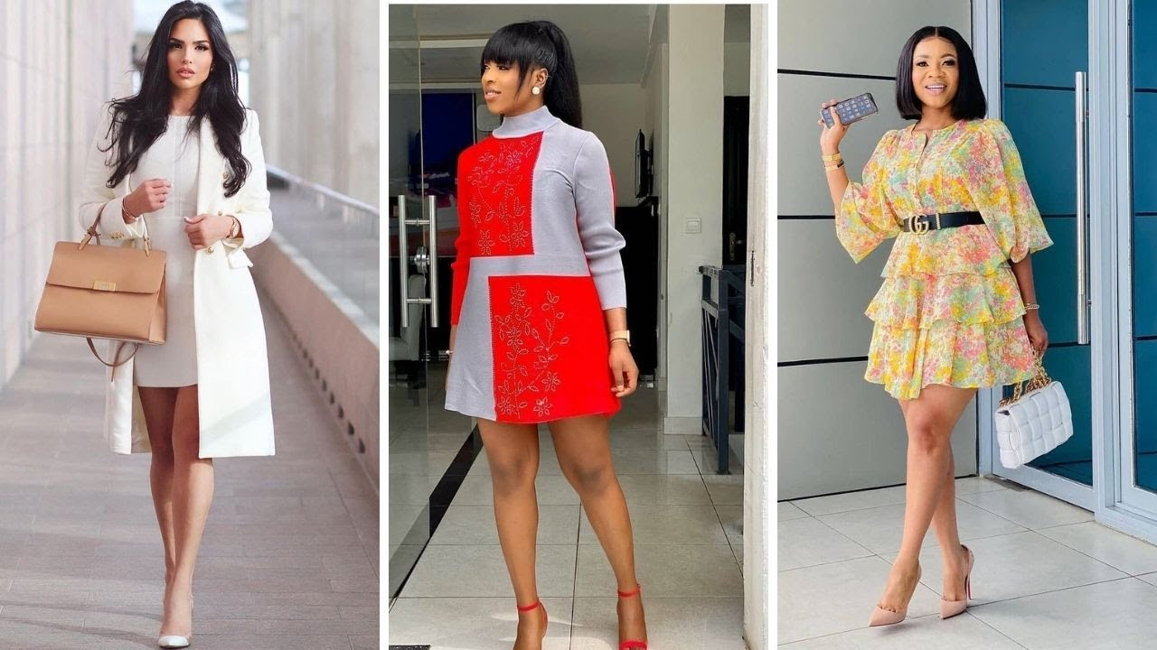 90 Classy And Simple Work Outfits For African American Black Women To Try These Week | JESSY STYLES