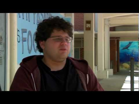 Project X: Official On Set Interview Jonathan Daniel Brown [HD]