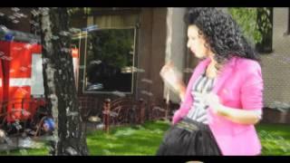 Ёлка - На большом воздушном шаре (Съёмки клипа)
