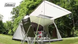 Coleman® Lakeside 4 Deluxe - Family Camping Tent