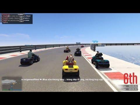 GTA V Online - Khám Phá Khu Căn Cứ Dưới Lòng Đất Cùng Watermangamer =))