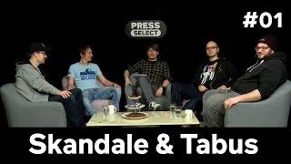 [1/4] Press Select #4 | Skandale & Tabus der Spielgeschichte | 14.02.2016