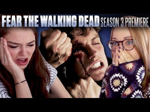 Fear The Walking Dead: Season 3 Double Ep Premiere! - Fan Reaction Compilation!