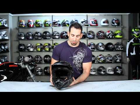 Fox V4 Rockstar Helmet Review at RevZilla.com