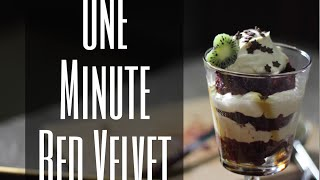 Episode Eight | Quickie: 1 Minute Red Velvet