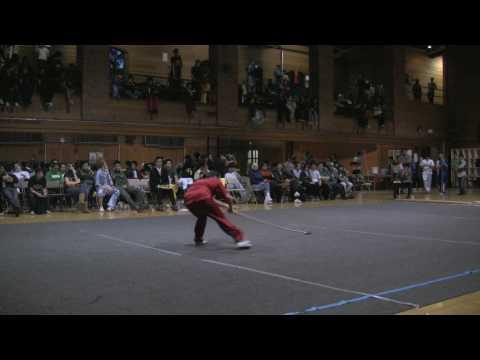 2010 Wushu Collegiates - Claudia Chern Spear