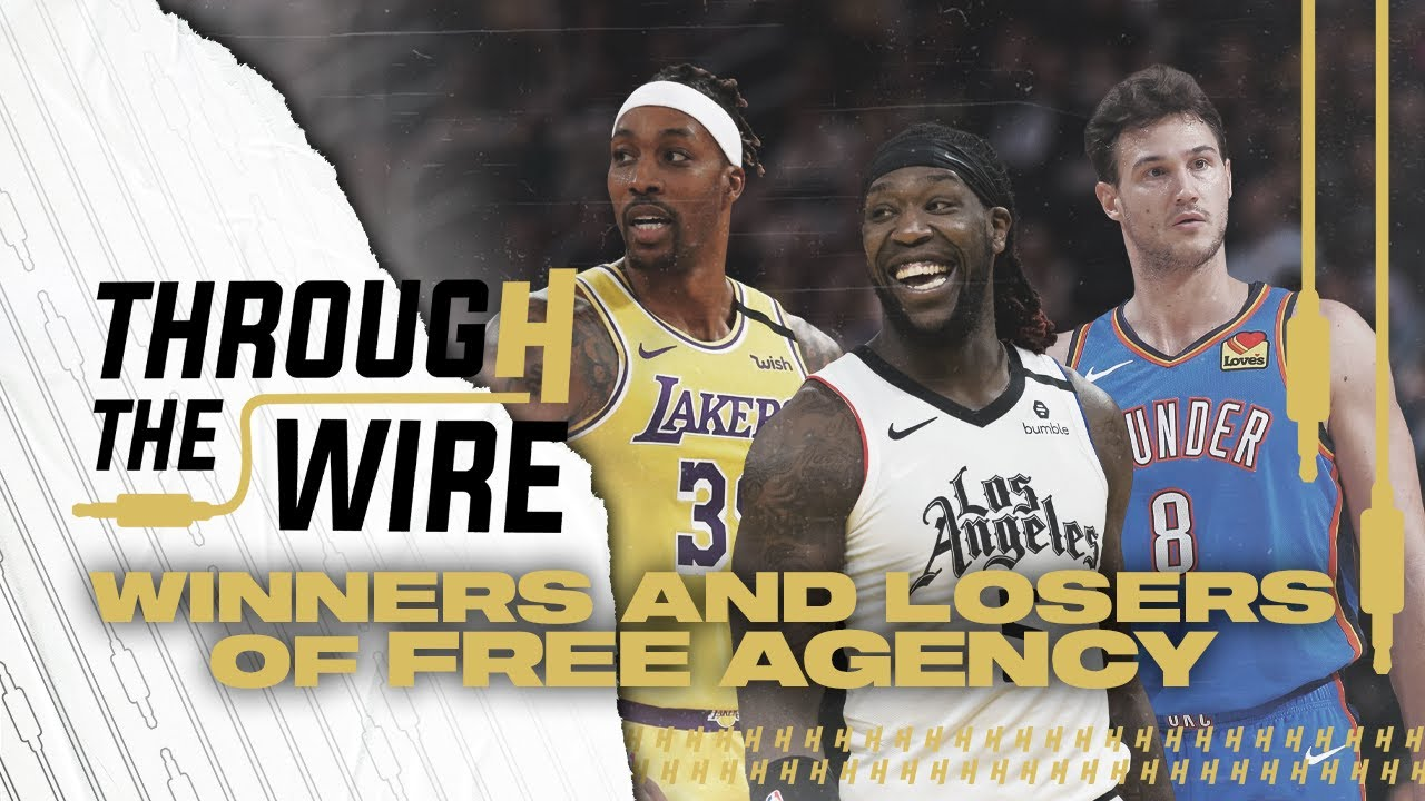 Winners and Losers of Free Agency | Through The Wire Podcast