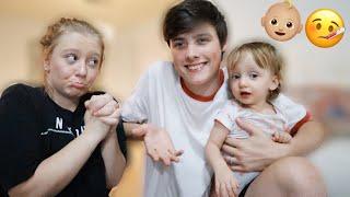 I Have Baby Fever... | Teen Mom Vlog