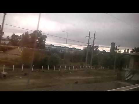 Поезд 143с Кисловодск Москва __ Отправление от Невинномысска
