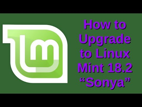"How to Upgrade to Linux Mint 18.2 ""Sonya"""