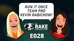 Kevin Rabichow on Coaching, Strategy, the Galfond Challenge and COVID-19 Isolation - The Rake E028