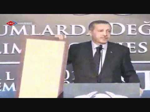 [Eng] Erdogan hard words for Sarkozy & France. A lesson from Turkey =) armenian genocide