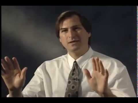 Steve Jobs Very rare Interview Unseen 1990