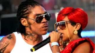 Vybz Kartel Ft. Gaza Slim - Stop Gwan Like You Tough - December 2012