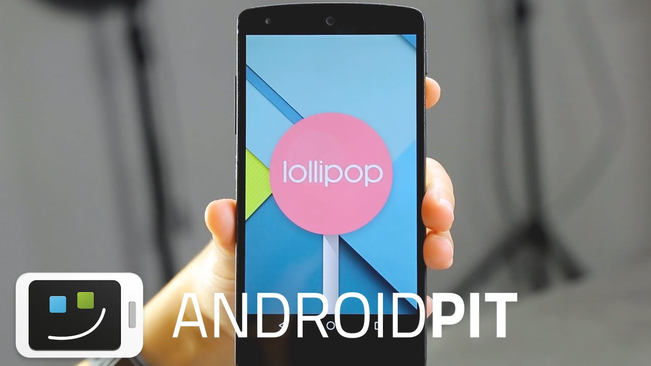 Android 5.0 Lollipop en el Nexus 5 - Análisis de sus funciones