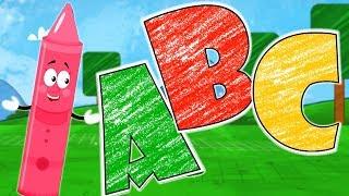 ABC canzone   alfabeti per bambini   canzone dei bambini italiani   Learn Alphabets In Italian