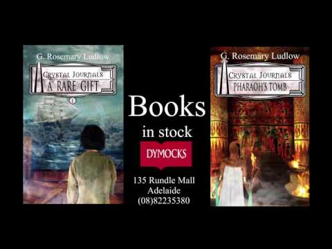 """""""DYMOCKS ADELAIDE"""" ### My books now available in Adelaide."""