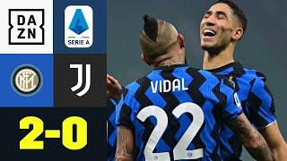 Vidal und Inter jubeln im Derby d'Italia: Inter Mailand - <b>Juventus</b> 2:0 ...