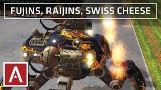 War Robots [WR] Live Stream - Champion League Gameplay (with Magicks)