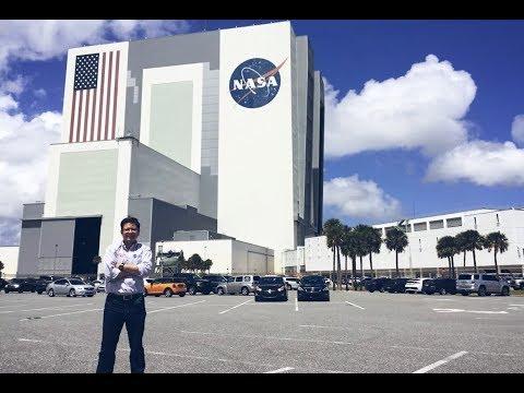 Ernesto Olvera, investigador del TecNM, conquistó a científicos de la NASA