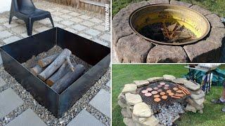 Best Backyard Fire Pit Ideas