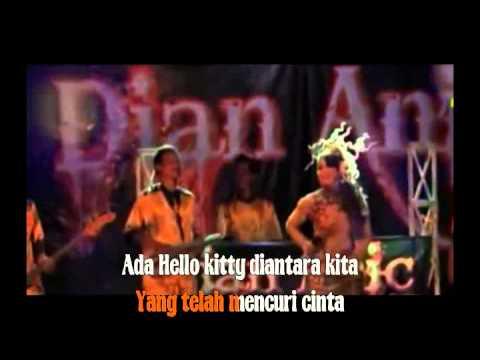 ADA HELLO KITTY DIANTARA KITA - DIAN ANIC