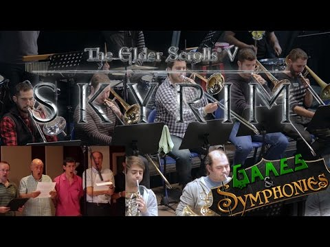 G&S - Skyrim - Dragonborn