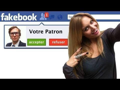 J'ai Ajouté Mon PATRON Sur Facebook