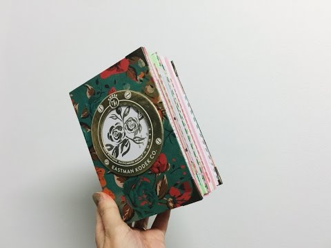 Making a Journal For Beginners - Step by Step Process
